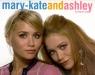 Kalendarz 2008 ścienny Mary-Kate  Ashley Olsen