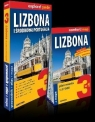 Explore! guide Lizbona 3w1 praca zbiorowa