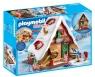 Playmobil Christmas: Świąteczna piekarnia z foremkami na ciasteczka (9493)