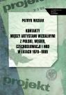 Kontakty między artystami wizualnymi z Polski, Węgier, Czechosłowacji i NRD w Wasiak Patryk