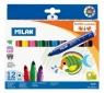 Flamastry Milan Maxi Super Washable 641 - 12 kolorów (0692412)