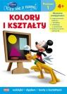 Disney Ucz się z nami Klub Przyjaciół Myszki Miki Kolory i kształty