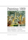 Painting 1909 Pablo Picasso, Gertrude Stein, Henri Bergson, Comics, Albert Folgarait Leonard