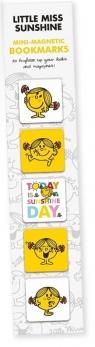 Magnetyczne Mini-Zakładki Little Miss Sunshine