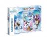 Puzzle SuperColor Olaf's Frozen Adventure 104