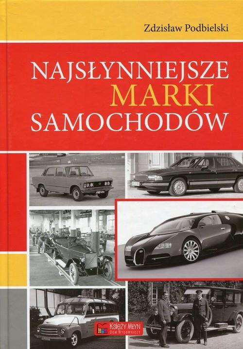 Najsłynniejsze marki samochodów Podbielski Zdzisław