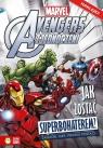 Avengers. Jak zostać superbohaterem? Marvel (2934) praca zbiorowa