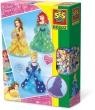 Koralikowe prasowanki Disney Księżniczki