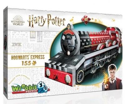 Wrebbit Puzzle 3D 155 el Hogwart Express Mini