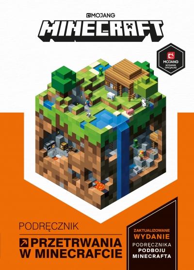 Minecraft. Podręcznik przetrwania w Minecrafcie Stephanie Milton