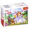 Puzzle mini 54: Magiczny świat księżniczki 3 TREFL
