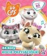 44 Koty 3 Kocie przyjaciółki praca zbiorowa