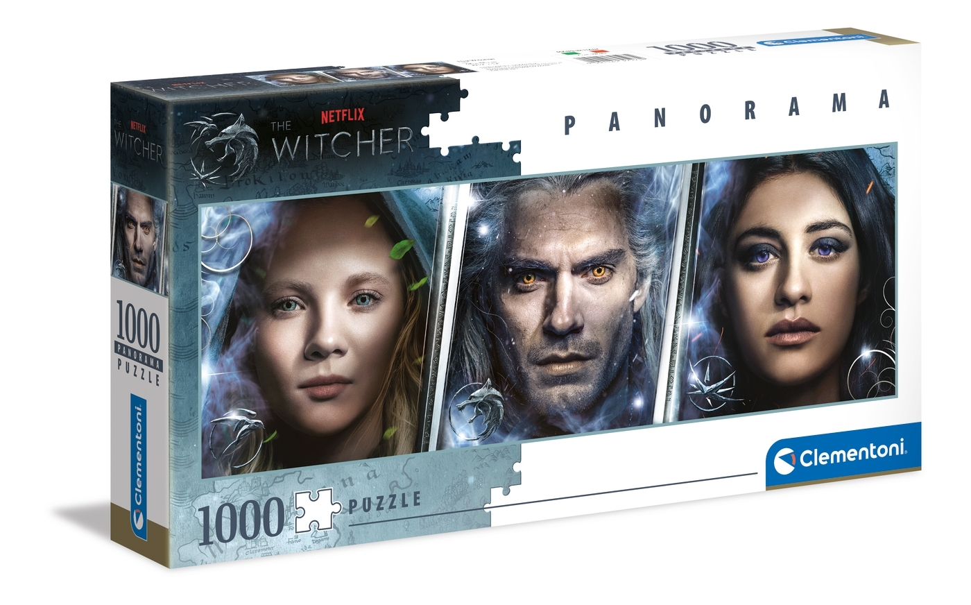 Puzzle Panorama 1000: The Witcher (39593)
