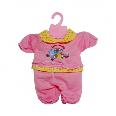 Ubranko dla lalki typu bobas