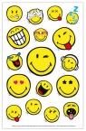 Naklejki ozdobne Smiley World małe (50001996)