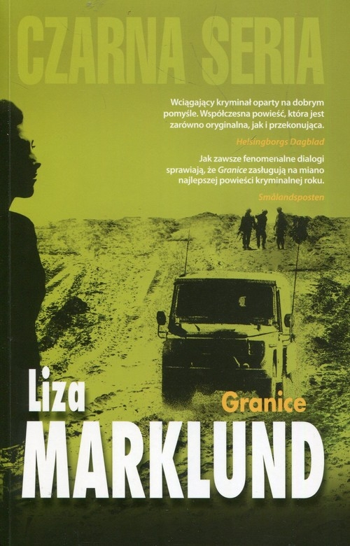 Granice Marklund Liza
