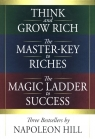 Three bestsellers by Napoleon Hill Hill Napoleon