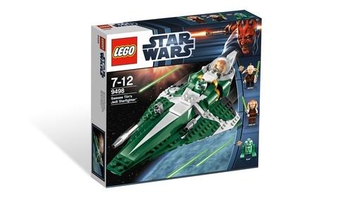 KLOCKI LEGO STAR WARS 9498 JEDI STARFIGHTER