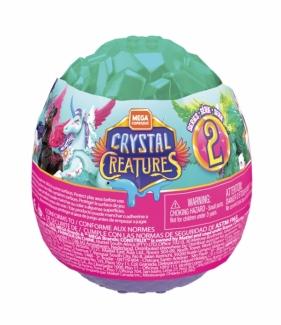 Mega Bloks: Crystal Creatures - mix (GLK07) Wiek: 5+