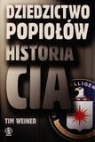 Dziedzictwo popiołów Historia CIA (Uszkodzona okładka)
