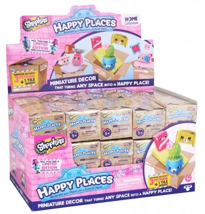Shopkins Happy Places Niespodzianka ((HPP56193))