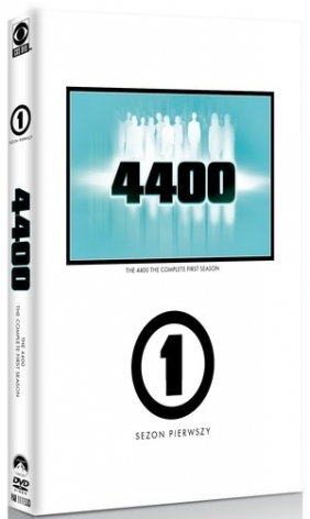 4400 (sezon 1, 2 DVD) Scott Peterson