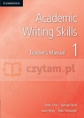Academic Writing Skills 1 Teacher's Manual