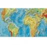 mapa świata fizyczna 1:30 000 000