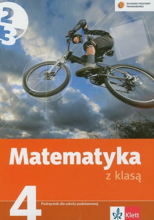 Matematyka z klasą 4 Podręcznik
