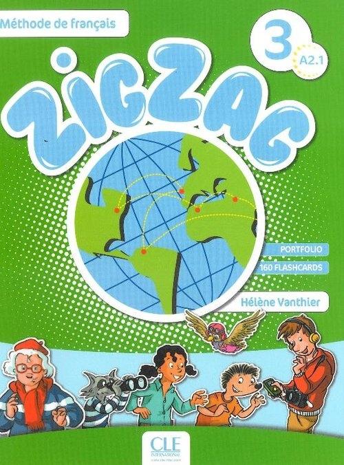Zig zag 3 Podręcznik Vanthier Helene