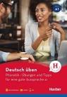 Phonetik – Übungen und Tipps für eine gute Aussprache A1. Podręcznik z nagraniami audio i video online i aplikacją mobilną