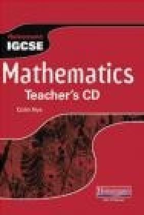 Heinemann IGCSE Mathematics Teacher's CD