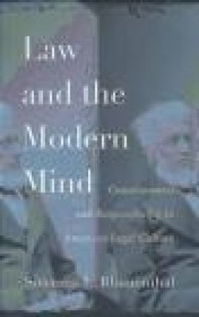Law and the Modern Mind Susanna Blumenthal