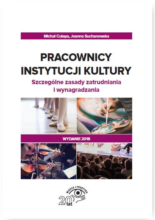Pracownicy instytucji kultury Culepa Michał, Suchanowska Joanna