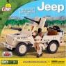 Cobi: Mała Armia. Willys Jeep MB misja Północna Afryka 1943 - 24093