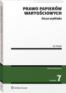 Prawo papierów wartościowych Zarys wykładu Mojak Jan