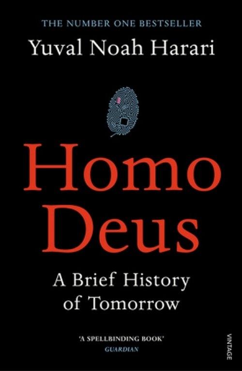 Homo Deus Harari Yuval Noah