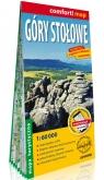 Góry Stołowe laminowana mapa turystyczna 1:60 000