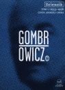 Dziennik Tom 1 1953-1956  (Audiobook) Gombrowicz Witold