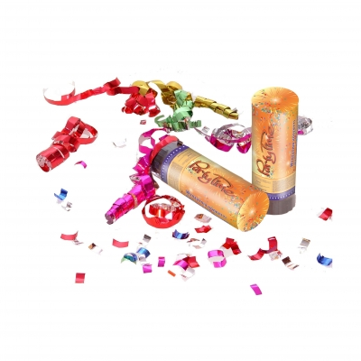 Wyrzutnia konfetti 10.5CM (HF5936) .
