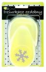 Dziurkacz ozdobny/kreatywny 5cm - śnieżynka (JCDZ-120-059)