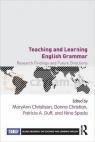 Teaching and Learning English Grammar Christison, MaryAnn et al