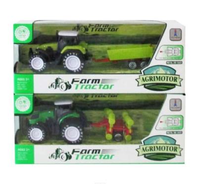 Traktor metolowy