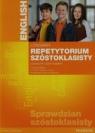 Repetytorium szóstoklasisty Język angielski Podręcznik z płytą CD
