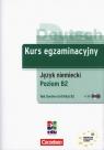 Kurs egzaminacyjny język niemiecki poziom B2 test Goethe-Zertifikat B2 + CD Baier Gabi, Dittrich Roland