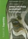 Dlaczego zebry nie mają wrzodów Psychofizjologia stresu Sapolsky Robert M.