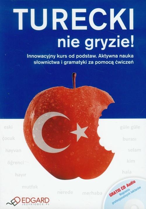 Turecki nie gryzie z płytą CD Magdalena Yildirim