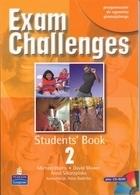 Exam Challenges 2 student's book with CD Harris Michael, Mower David, Sikorzyńska Anna
