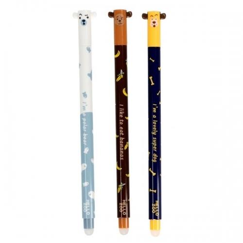 Długopis wymazywalny M&G Hello Zoo (420643)