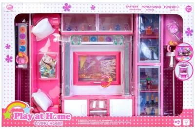 Meble dla lalek - salon (393826)